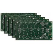 Wall Wart Bipolar Supply - PCB 5 Pack